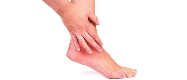 Болят ноги ступней и немеют